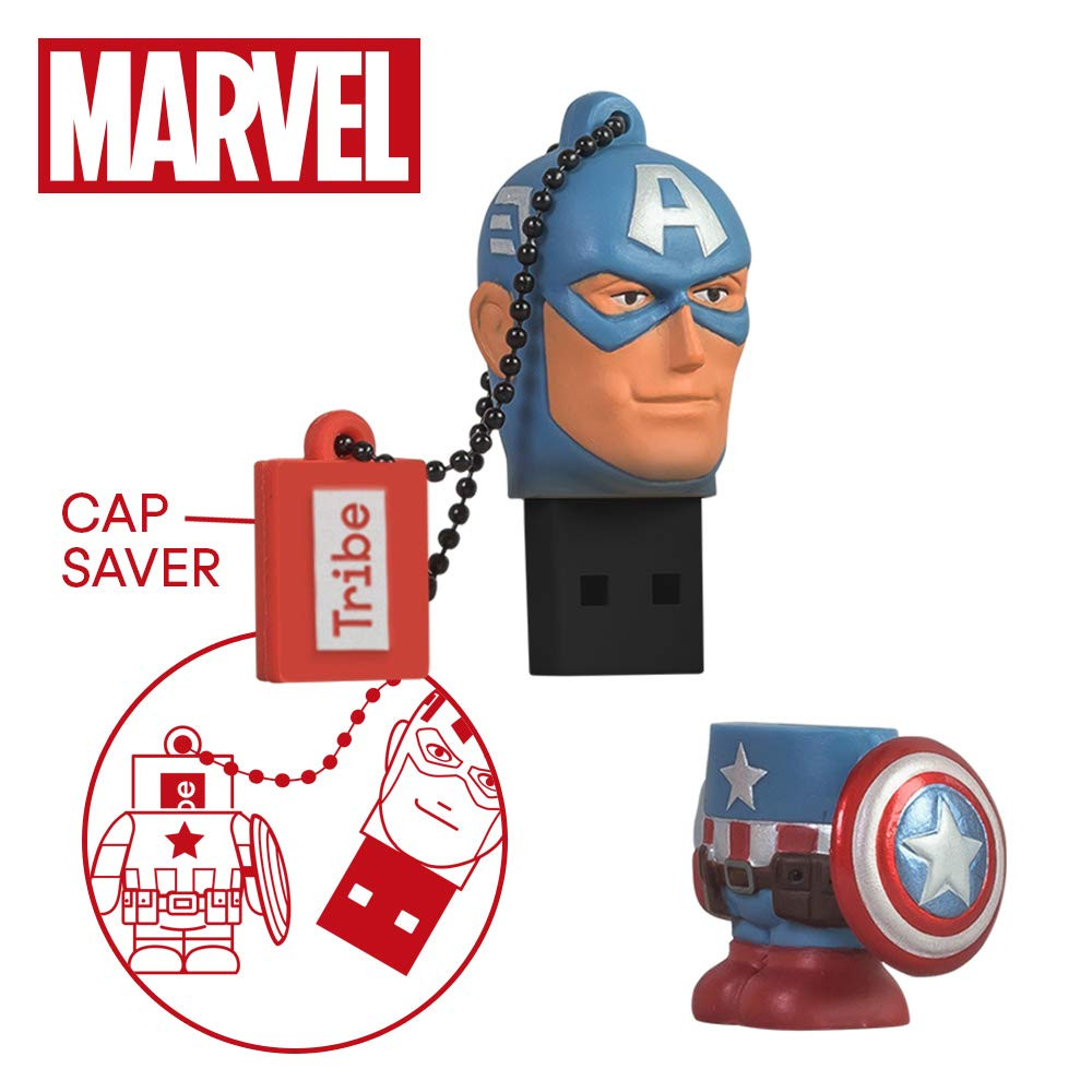 Captain America USB2.0 16gb Memory Stick
