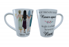 Best Friends Forever Latte Mug, Gift for Best Friend, Latte Mug