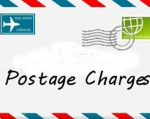Additional Postage charge to deliver to additional addresses
